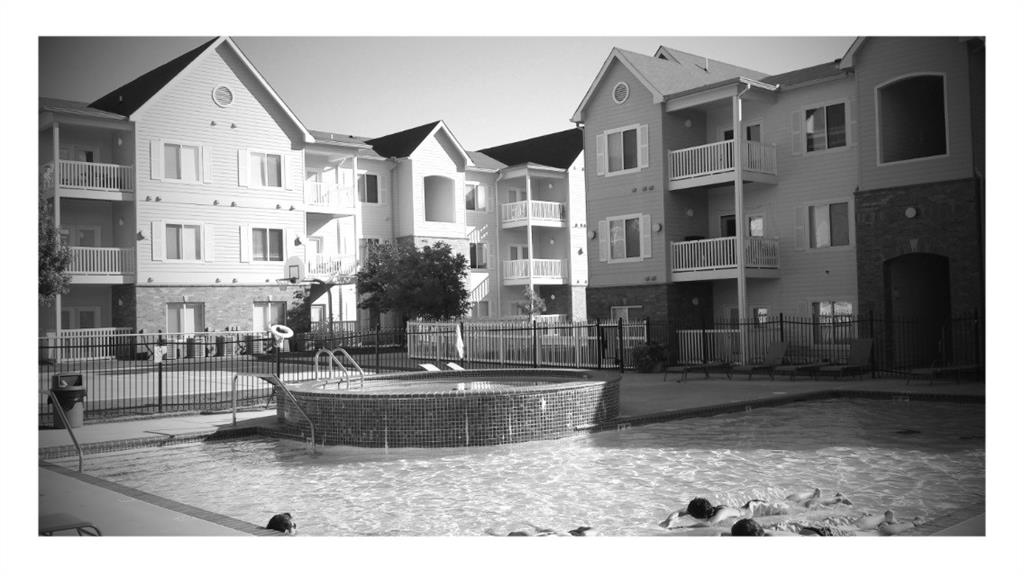 Resort style living: sand volleyball, basketball court, swimming pool, hot top, and private updated gym *Inside Washer/Dryer stays *Refrigerator stays *AC compressor replaced about 2 years ago *Free unlimited Parking *Private bathroom in each bedroom *Walk-in closet *Close to OU Campus. 10 minutes walking and 5 minutes biking *Perfect place for rental or for parents who are looking to own a great place for their OU students