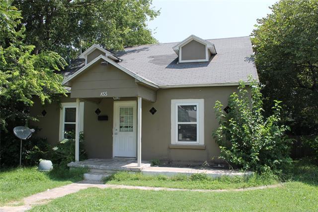 855 N Delaware Place, Tulsa, OK 74110