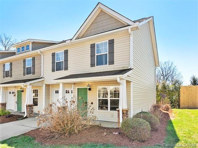 Beautiful Corner Unit Townhome In Fletcher!  3 Bedrooms, 2.5 Baths, 1395 SqFt, Large Living Room With Gas-Log Fireplace, Open Kitchen, Covered Front Porch, Back Patio With Privacy Fence, Extra Storage In Attic, Garage, Conveniently Located Between Asheville & Hendersonville.  Minutes To Grocery Stores & Fletcher Park & Asheville Airport & Restaurants.