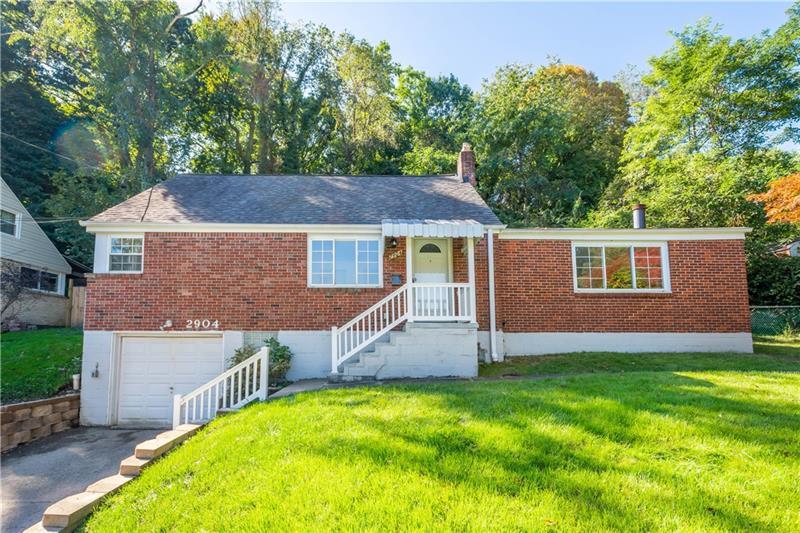 2904 Blackridge Ave, Penn Hills, PA 15235