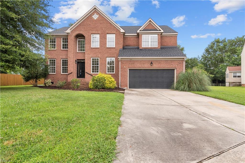 808 Amberline Drive, Chesapeake, VA 23322