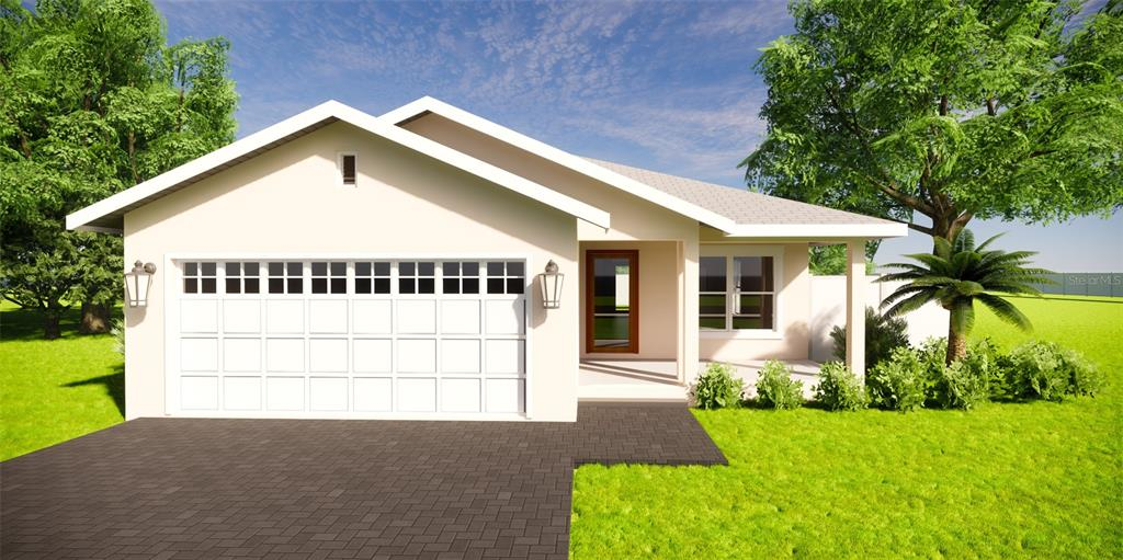 Pre-Construction. To be built. Brand new custom-built 3 bed/2 bath/2 car garage in the heart of Tampa!