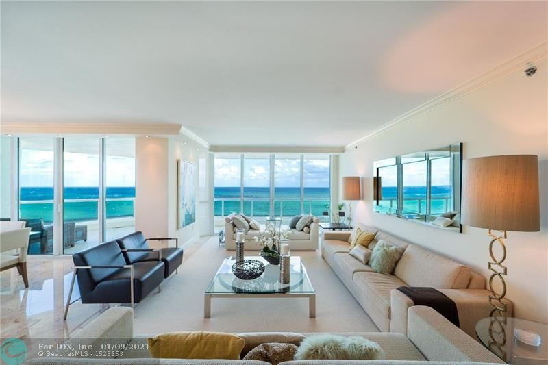 BREATHTAKING PANORAMIC VIEWS FROM THE OCEAN, THE INTRACOASTAL AND DOWNTOWN FT. LAUDERDALE. YOU WILL JUST FALL IN LOVE THE MOMENT YOU ARRIVE AT YOUR PRIVATE ELEVATOR ENTRY FOYER, JUST FACING THE VIEWS OF THE OCEAN, SKYLIGHT, AND THE MORE YOU WALK THROUGH THE PROPERTY YOU START FEELING THAT THIS IS REALLY THE ONE YOU'VE BEEN LOOKING FOR ALL ALONG! HIGHLY DESIRABLE CORNER 3 BEDROOM + DEN/4 FULL BATH CONDO WITH LOTS OF NATURAL LIGHT! THE LAS OLAS BEACH CLUB IS LOCATED IN THE HEART OF FT LAUDERDALE BEACH AND PROVIDES FIVE STAR RESORT-LIKE AMENITIES! THIS IS YOUR CHANCE TO LIVE IN THE MOST DESIRABLE LUXURY OCEANFRONT CONDOMINIUM IN THE HEART OF FORT LAUDERDALE BEACH. CALL TODAY TO SCHEDULE YOUR PRIVATE APPOINTMENT, YOU WON'T BE DISAPPOINTED!