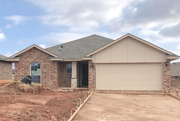 NEW construction - Schedule a showing to learn more about estimated completion date. Amazing open, split plan, home will have a tankless water heater, quartz kitchen countertops and more!. Warranties and a backyard privacy fence are also included! In the Norman School District just south of Highway 9, off of 12th Ave SE, just west of Highway 77. This location allows you easy access to multiple Highways including I-35 which makes shopping, entertainment, and commutes to OKC or Tinker AFB a breeze. Proximity to The University of Oklahoma also makes this community a convenient place to call home for faculty, students & sports fans. Entrance to community is across from Cobblestone Creek golf course.