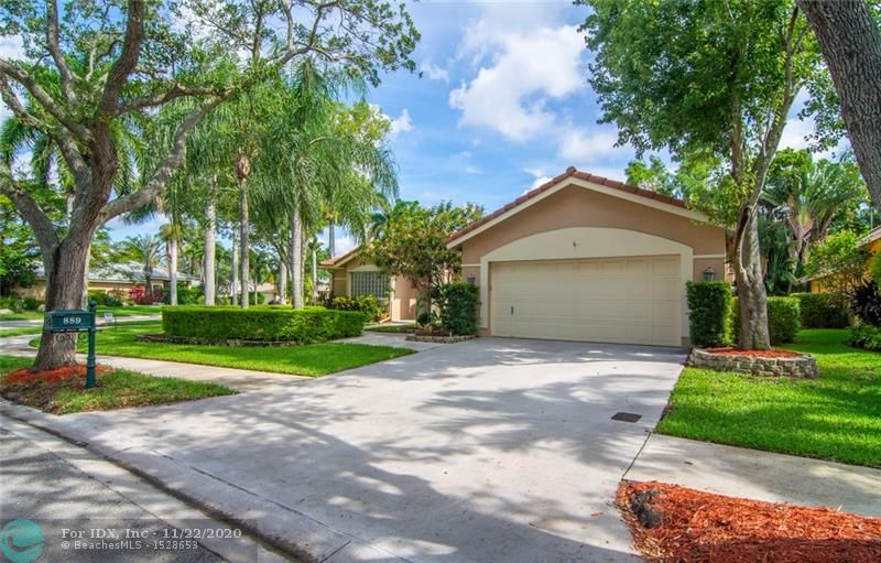 Here's your chance to own a home in the much sought after neighborhood of Sunset Springs.  This home located on an oversized corner lot, has been well maintained and features a split bedroom floor plan plus 2 bedrooms and a den that can be easily converted to a 4th bedroom.  The pool is screened and was remarcited 2 years ago.  There are 2 A/C units - one for the master bedroom and the larger unit services the rest of the house.  The larger unit was replaced in 2008 and the compressor is just 1 year old. The roof is 5 years old. The main living area is tiled and there is wood flooring in the bedrooms and family room.  There are french doors leading out to the pool patio and the home has hurricane shutters plus accordian shutters on one set of french doors.  2 zone sprinkler system.