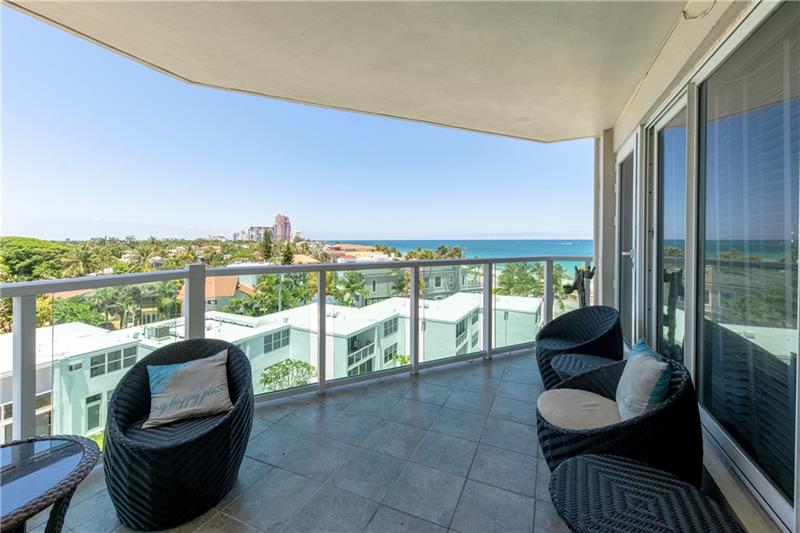 "Enjoy incredible views of the Atlantic Ocean and the Fort Lauderdale Beach from this spacious Oceanfront Condo!  This beautifully renovated 1700 square feet Unit has a split bedroom plan with a newer open kitchen, updated bathrooms, impact windows, electric blinds, open balcony and much more!  Park Tower has one of the few ""privately owned Beaches"" with access via a private tunnel under A1A.  This Unit is ready to move in and enjoy.  Only steps to the sand and close to shopping and restaurants too. Very Pet Friendly-2 Dogs allowed."