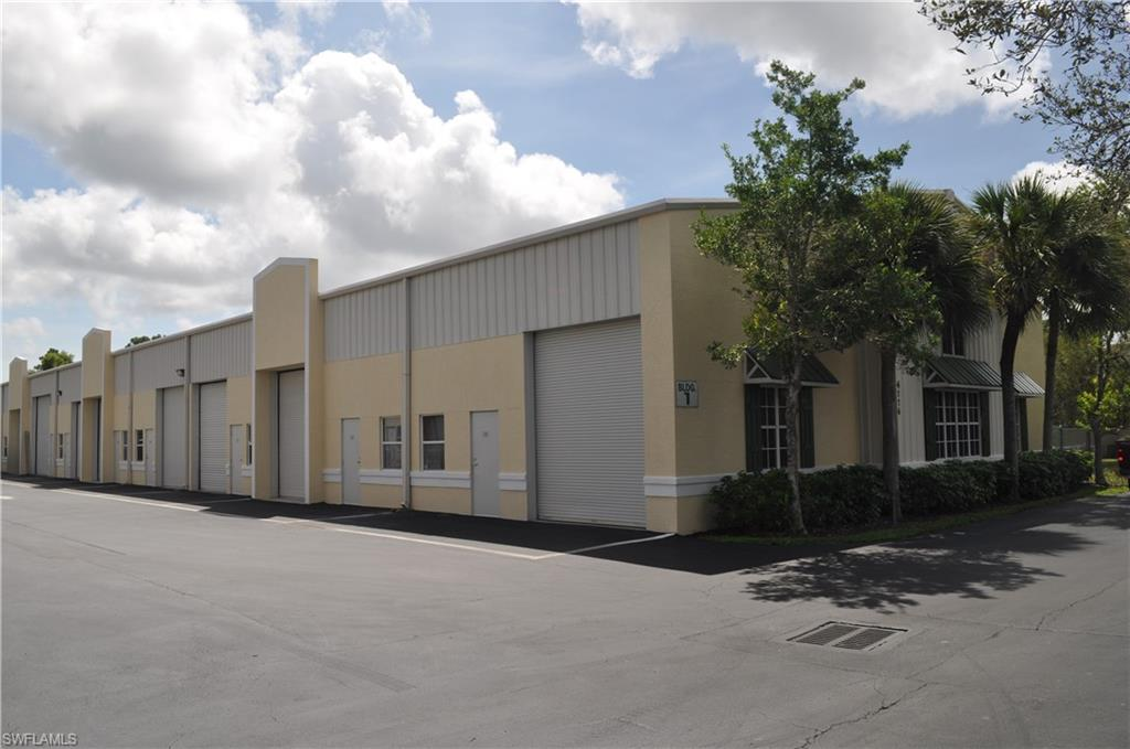 Clean climate controlled condominium warehouse located on Radio Road at the end of Livingston.  Great for storage or for Cars, Boats and RV'S. Extra high ceilings with a 10 x 12 automated insulated door. The  property is well maintained, fenced with a security gate. Radio Road Executive Warehouse is located directly behind Simply the Best Car Wash.