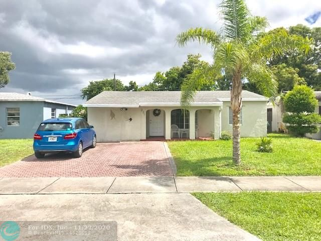 4 bedrooms! Pool! Impact Glass! New kitchen and updated baths! Family room with Cathedral ceiling and fireplace! Quiet, all residential neighborhood, convenient to I-95, beach, everything!