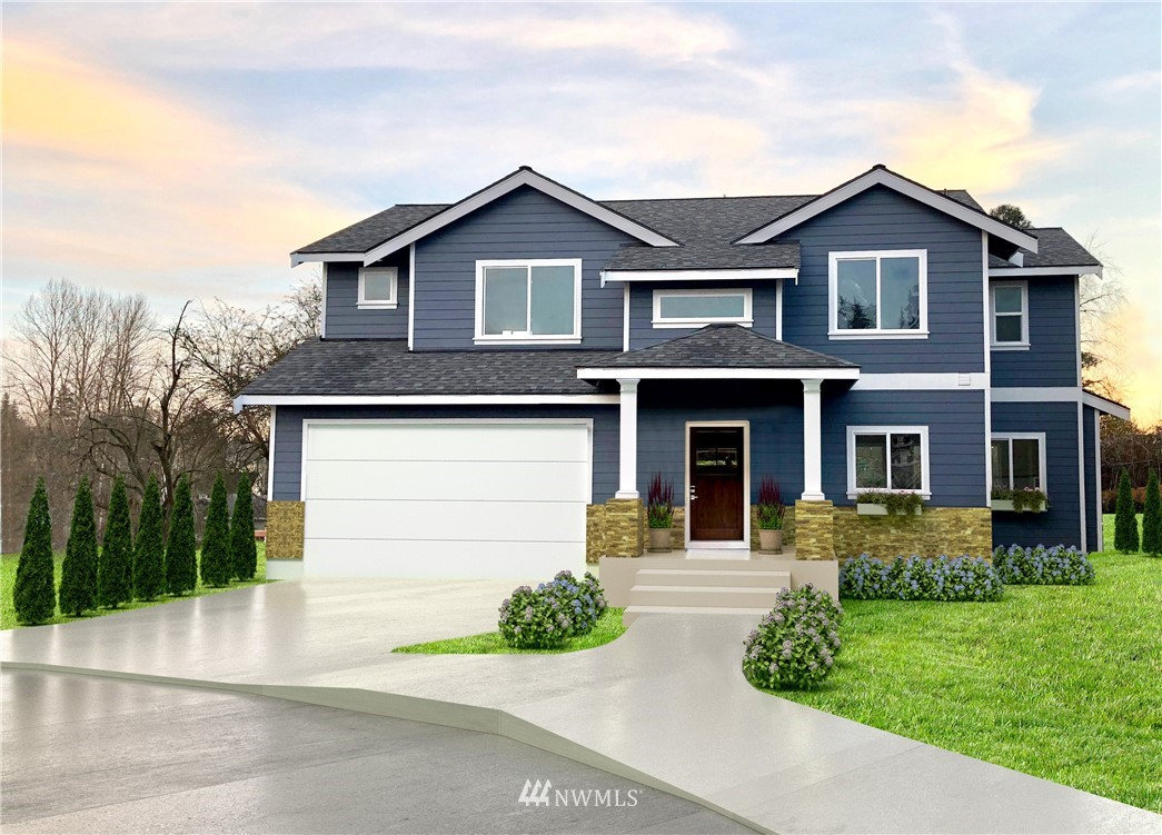 CAPTIVATING NEW HOMES fm Gem 88 bring true beauty & quality to the community! Gem 88 offers 12 single family homes, fully fenced & landscaped w/custom-designed, highly functional floor plans! Lot 7 located in cul-de-sac features an open-concept great rm, gourmet kitchen w/island, quartz countertops, gas range, plus den (could be 5th bdrm) on main fl. On upper fl. you'll find a spacious vaulted master suite w/huge WIC, loft, 3 bdrms w/shared bath & lg laundry room. Home equipped w/tankless water heater & energy efficient gas furnace! Spacious 2-car garage.  Great size fully fenced back yard with a patio for outdoor fun! Convenient location-only mins to I-5, shopping, restaurants, & JBLM! 2-10 HBW included! GPS add:1054 S 88th ST Tacoma.