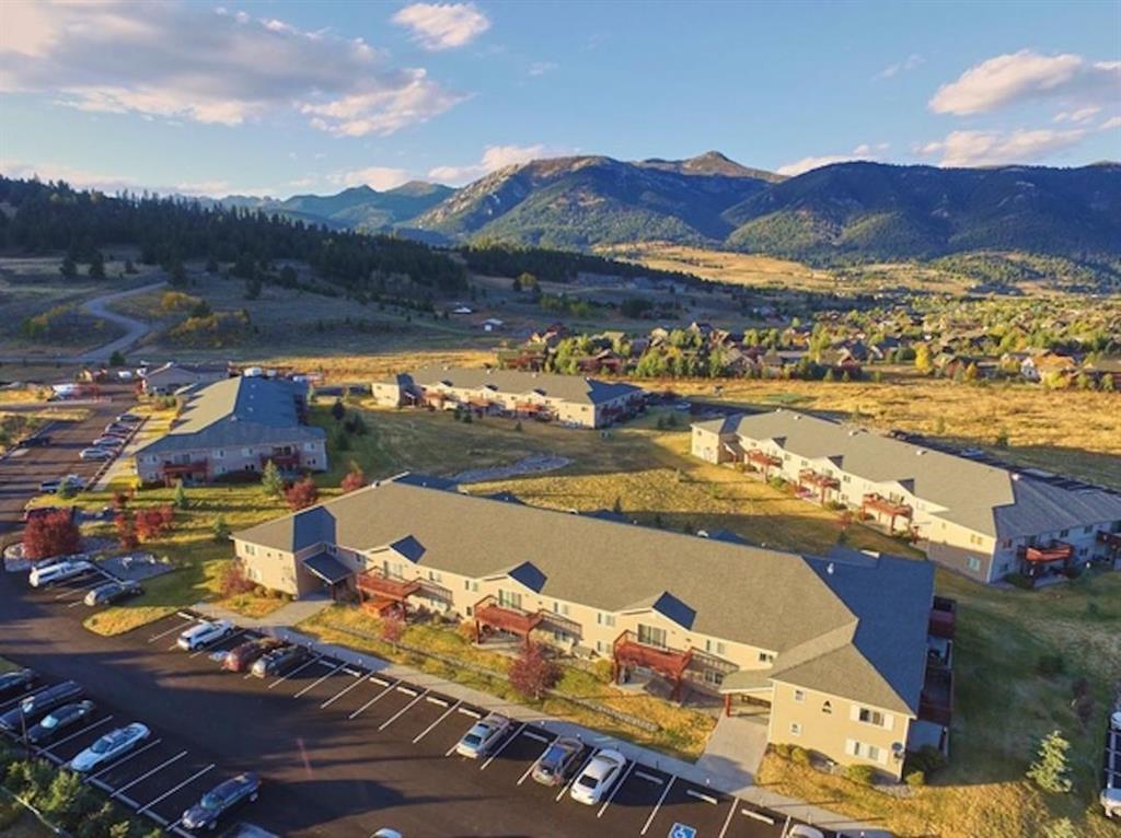 Firelight Condominium located minutes from Town Center Meadow Village, Big Sky, Mt.