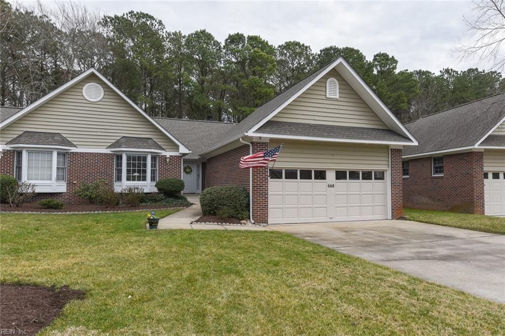 668 Fleet Drive, Virginia Beach, VA 23454