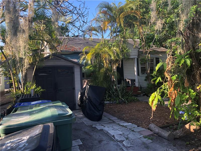 house is close to Fort Lauderdale airport and is rented below market. great potential home for an air b & B as the home is situated close to the yachting capitol of the world near Fort Lauderdale cruise ships airport and transportation. with restaurants close by makes this a lovely air B&B. also prime for development. ez to show with proper notice. read broker remarks for showing instructions....