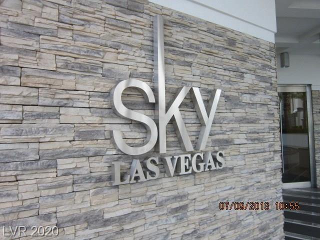***Location, location, Location*** Las Vegas Strip area!!! This is what you have been looking for! This charming high rise features 2 br and 1.75 baths on the 33rd floor!!!  Don't miss this one with custom kitchen cabinets, granite countertops, and a terrace with beautiful views. Turn key and ready for a new owner to move in...... This won't last!