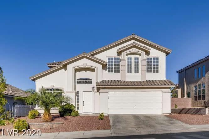 """This beautiful 2 story Henderson is located in a fantastic """"Palm Hills"""" guard gated community with a private park! Featuring 4 bedrooms, 3.5 bathrooms, and a fabulous pool & spa combo. This home has been beautifully maintained and the backyard is great for entertaining! Come see what more this home offers."""