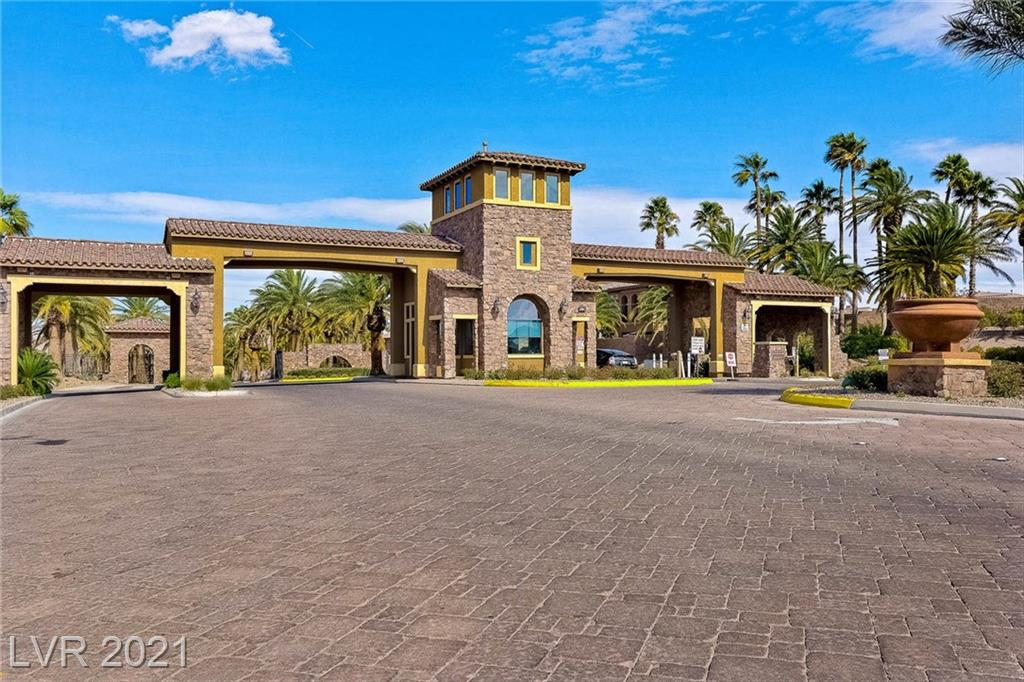Coveted 3 bedroom/2 bath Golf Course home in the Master Planned Community of Tuscany. This home boasts too many upgrades to fully list but here are a few.Wall to wall pocket glass doors in the great room with retractable screen looking out on the beautifully landscaped backyard and the golf course, Additional kitchen counters and cabinetry, wall mounted double oven and microwave ,full backsplash in kitchen, extra cabinetry in the primary bathroom and mud area as well as full cabinets and sink in the laundry, shades on patio, Nat. Gas firepit, ,Tankless water heater, Landscaping and Pavers back and side yards, Exterior brick veneer, Remote controlled window shades, Kinetico Water Softener /Kitchen Reverse Osmosis Filtration, Indoor/outdoor ceiling fans, Full house wall repaint, Solar Panels, ADT security system hardware, Extra storage Shelving in the garage and primary bedroom closet. AND DID I SAY THIS HOME IS ON THE GOLF COURSE??
