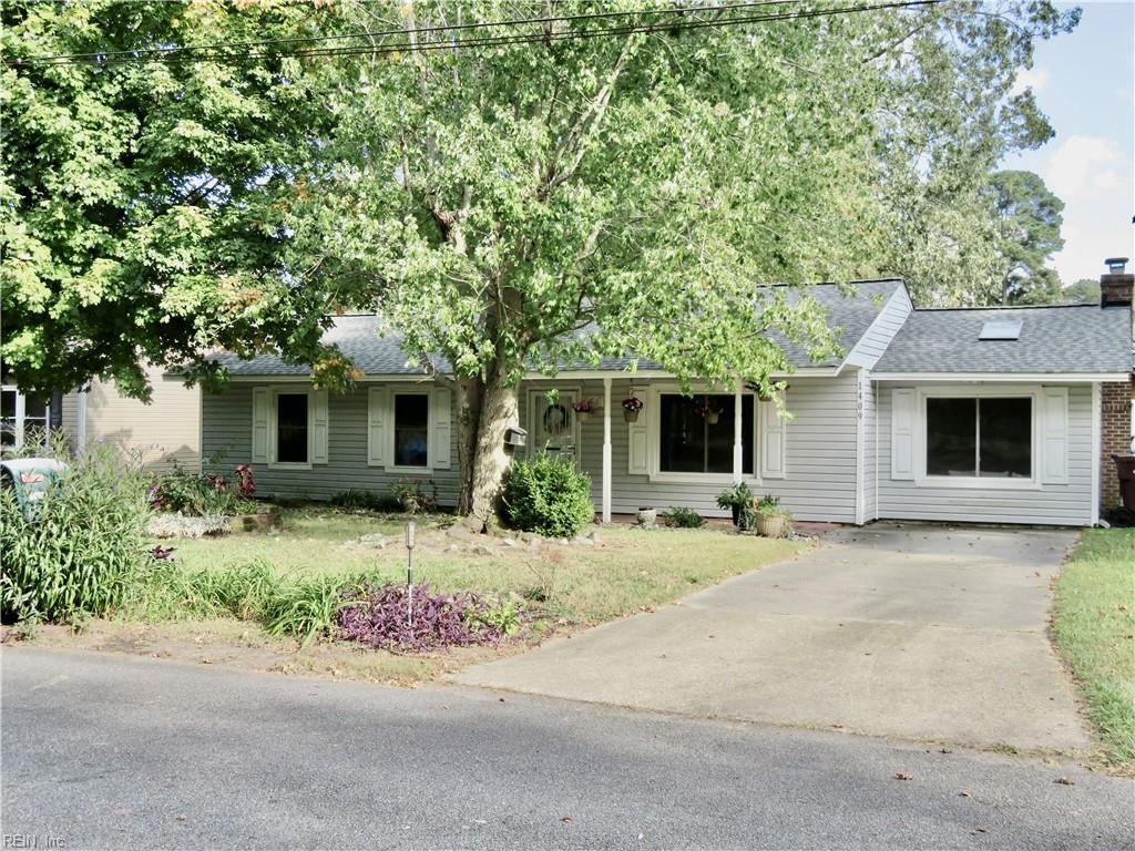 1409 Waterlawn Avenue Avenue, Chesapeake, VA 23323