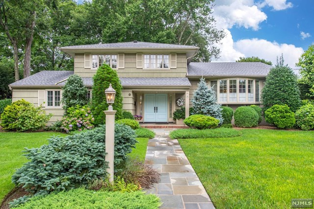 Welcome to this Sparkling Clean 3 BR,2.5 Bath Sugar Maple Split Level home in the wonderful town of Oradell! You will be WOWED from the moment you open the front door and enter the lovely Foyer. As you walk in, there is a warm and spacious FR W/ a wall of windows and a fpl! A pretty PR completes this floor. Up a few steps, you will find an inviting,sunny LR,FDR and a HUGE Eat-In Kitchen W/vaulted ceiling, an island, top of the line appliances, and SGD to a large deck and patio. This spacious open floor plan allows you to enjoy everyday living and entertaining. The 2nd floor offers the MBR/MBA and 2 other generously sized BR's and a FB. The lower level is sizable-an ideal playroom or office, Laundry and plenty of storage. The private back property is perfect for bar-b-ques and for enjoying the warm summer breeze!2 Car attached garage. Beautiful hardwd flrs under rugs in BR's,LR,& DR. Benefit from all that Oradell has to offer including excellent schools. You will love living here!