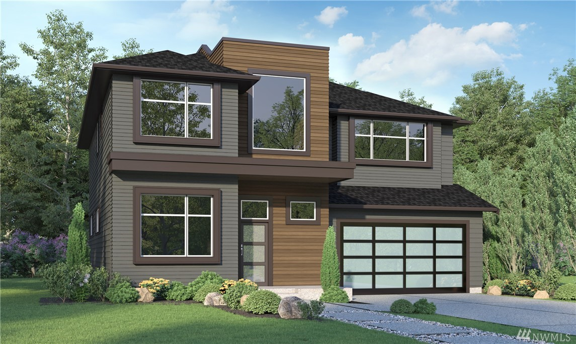 "Brand New Contemporary home open being built by Terrene Homes !! 10' ceilings on main level give way to walls of windows. You have to see to believe the scale of this incredible home. Open gourmet kitchen / ""great room"", Guest suite on the main level, walk-in pantry and mud room. En-suite bedroom upstairs, Bonus room, and Sumptuous Master suite with stunning spa bathroom! Covered patio off kitchen! Across from Grass Lawn Park and near award winning schools! Don't miss this opportunity !!"