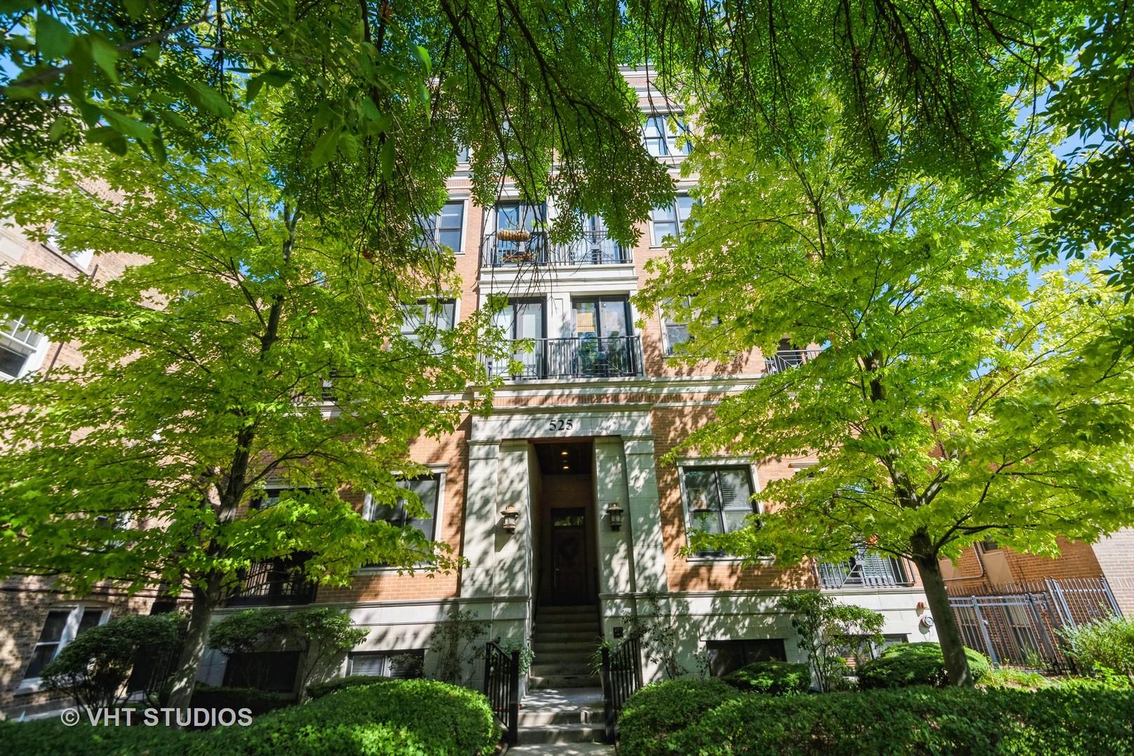 525 Hinman Avenue 3N, Evanston, IL 60202