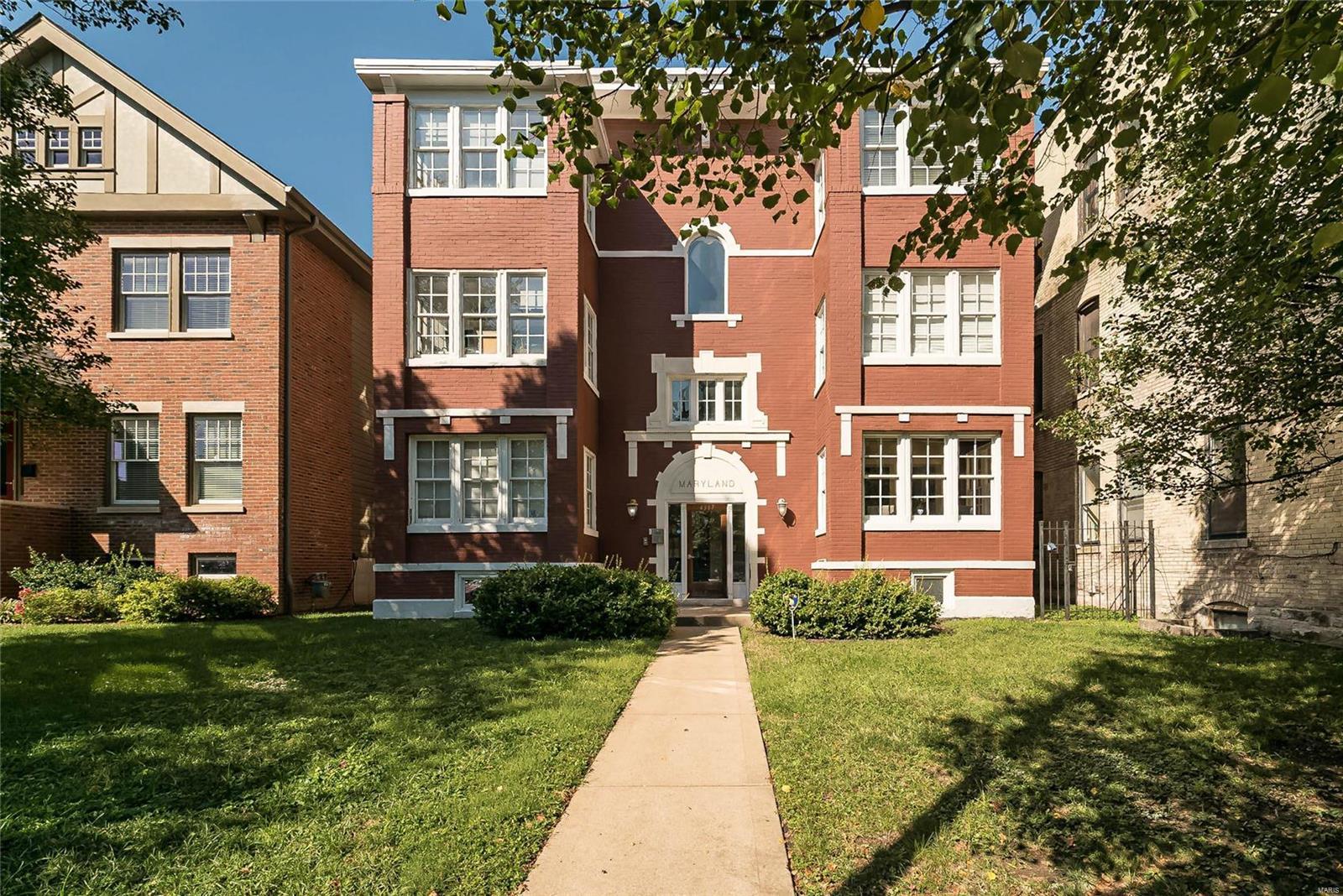 4317 Maryland Avenue 1E, St Louis, MO 63108