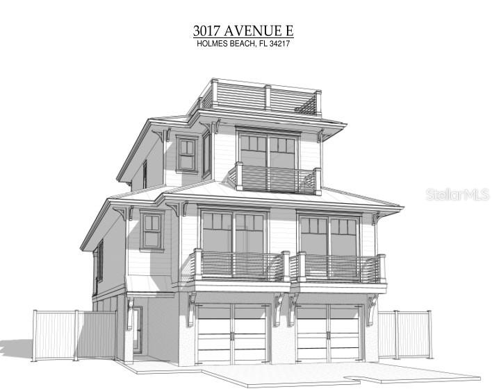 3017 Avenue E, Holmes Beach, FL 34217