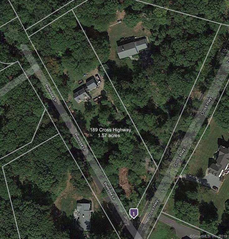 """Owner says """"bring all offers!"""" 1.57 acres on the corner of Primrose - Possible Primrose access TBD. There is a house on the property that has been damaged by fire - Please do not enter"""