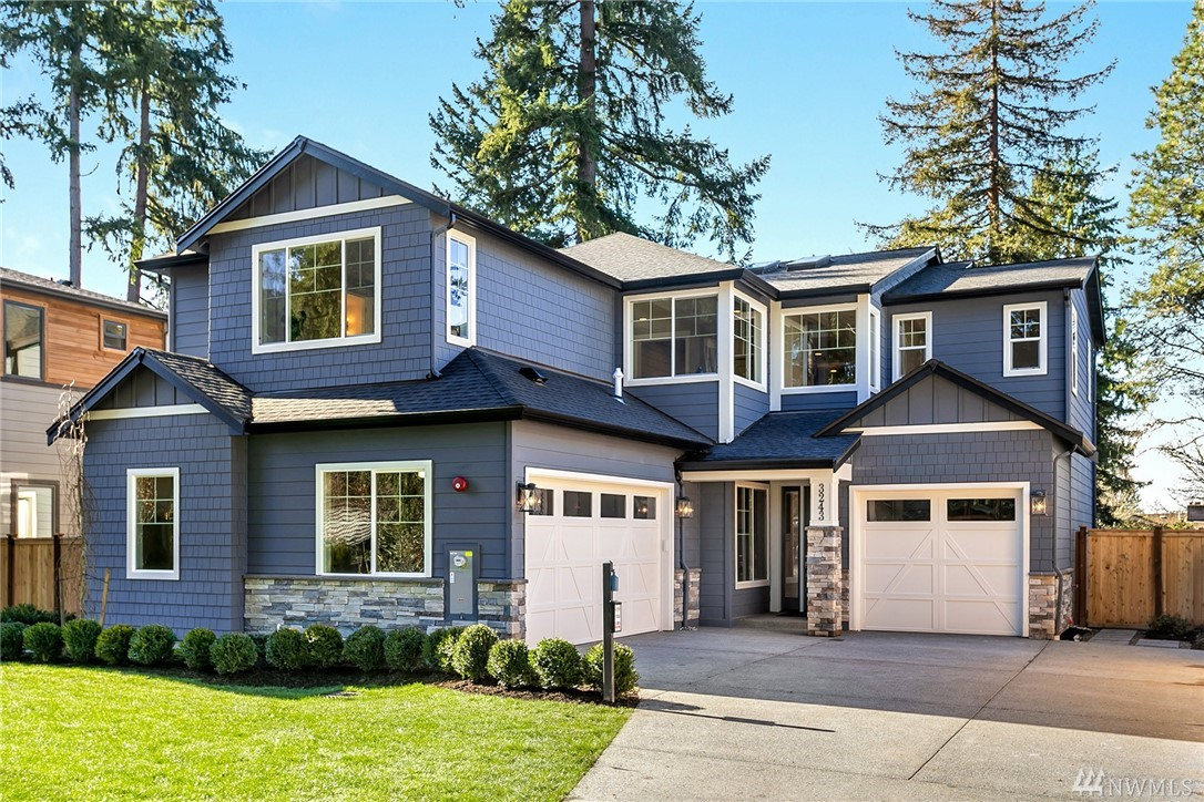 The Siena is one of three New Construction Homes Perfectly Situated in the Highly Desired Neighborhood of First Hill. Grand Kitchen w/Expansive Custom Cabinets, Walk-in Pantry, Butlers Pantry w/Wine Cooler,  Wolf/Bosch/Electrolux Appliances, Quartz Countertops w/ Designer Tile, Barn Door in Study and Media Room. Expansive Hardwoods & Outdoor Living on Spacious Flat Lot. Minutes to I-90 Access!  Great MI Schools. JayMarc Homes is Houzz Best in Customer Service Four Years in a Row!