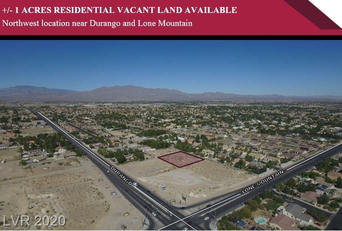 Lone Mountain Rd, Las Vegas, NV 89149