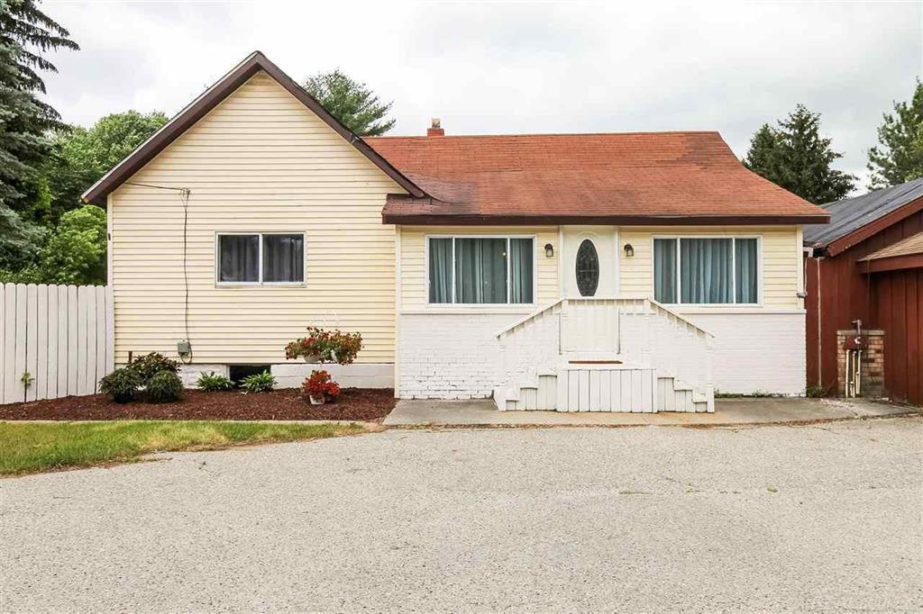 Endless Possibilities with this Home and Ruby General Store.  Both are included in the sale.  The home is 1,256 Sf, the Store is 2,628 Sf and the attached Garage is 576 Sf.  All located on beautiful, private 1.16 acres.