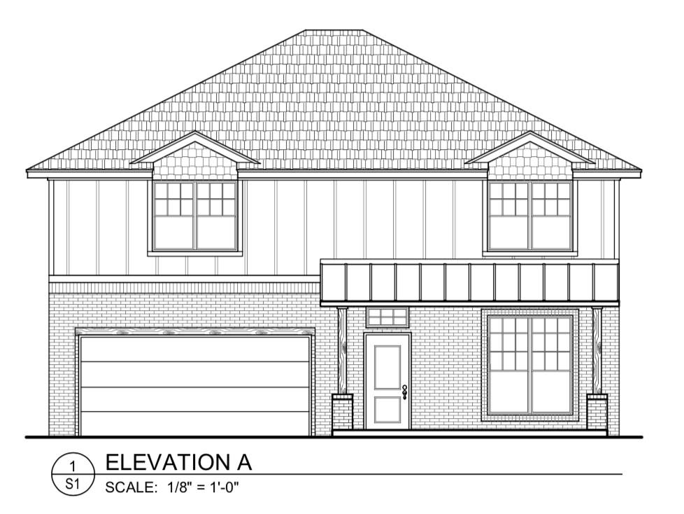 Plan ahead and reserve this home today! Please contact us for current construction phase, home can be reserved prior to completion. This 3 bedroom, 2.5 bathroom, 2 dining area home is located on an idyllic cul-de-sac homesite! Finishing touches will provide interior elegance and include under cabinet lighting, soft close cabinets, quartz counter top, a 5 burner gas range, and more. This home will also include money saving features such as a tankless water heater, radiant barrier decking and LED lighting. An unfinished area of roughly 297sf is not included in the square footage and can be used for storage, or finished later by the homeowner.