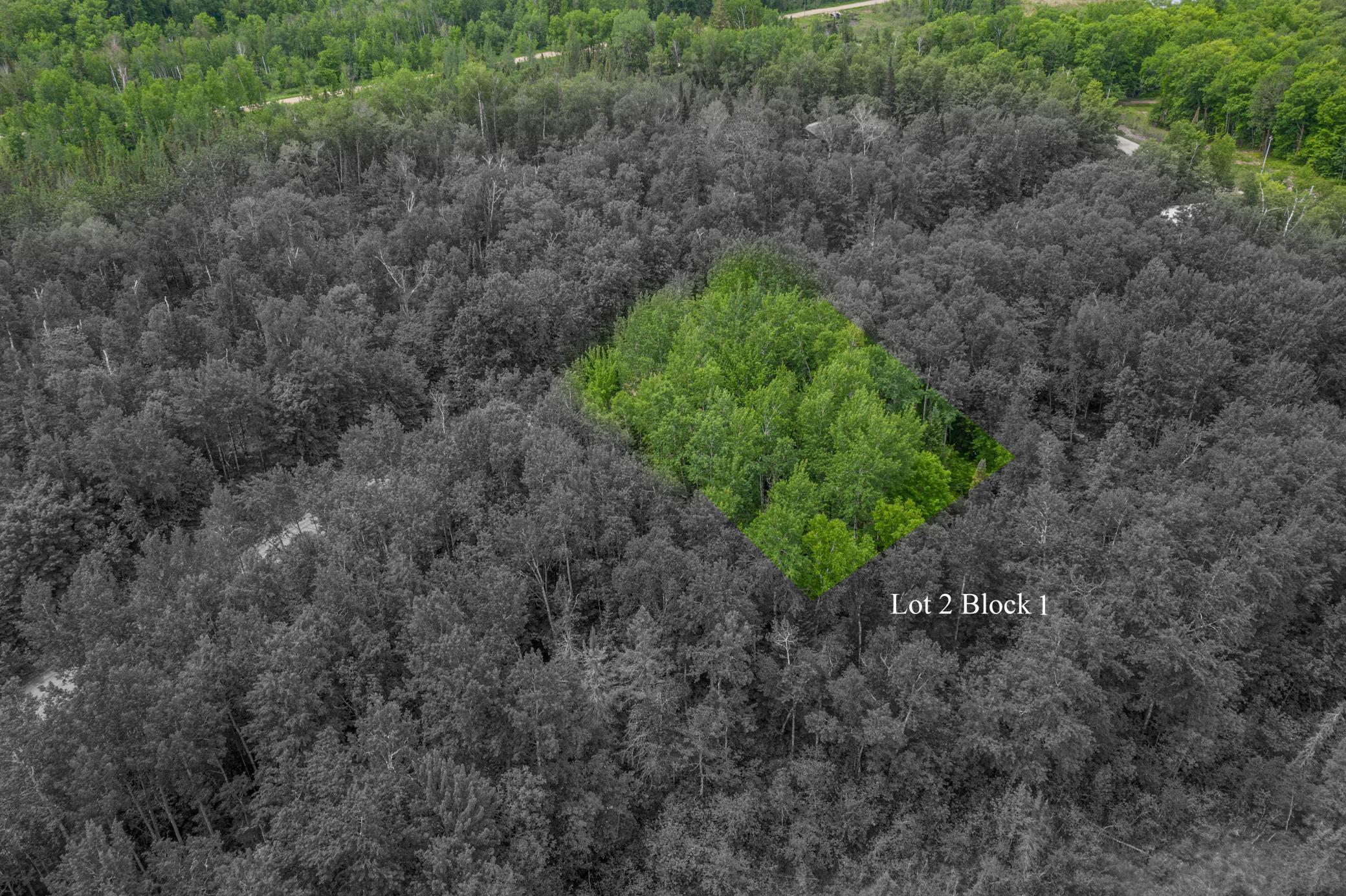 The Land is a plat with 15 available lots in a prime location just north of Deer, Moose and Little Moose lakes with several of the lots backing onto the Chippewa National Forest. The lots all have access to underground utilities including electric and Paul Bunyan high speed internet. This lot offers direct access to miles of forest, trails, the Suomi Recreation Area. Build your new home, cabin or use as a recreation lot for year round outdoor adventure.