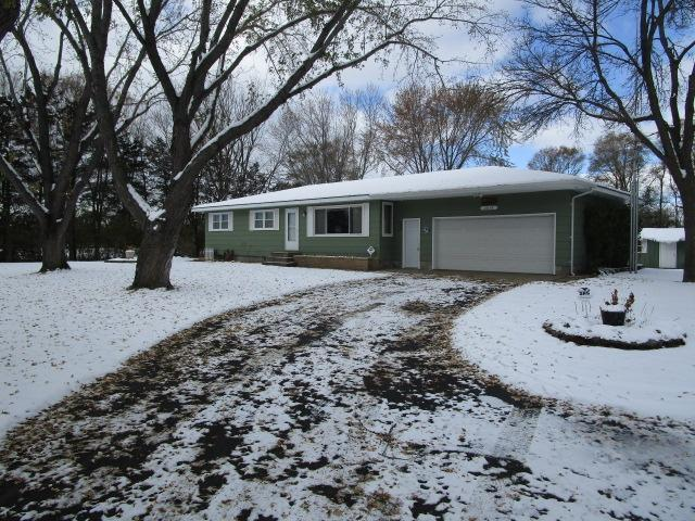 Well Maintianed Home on .83 Acres with Newer Shingles (12 Years) Windows (2003). Partial Finished Basement ready to be Completed. Large 23x23 Attached Garage. 2 Small Exterior Sheds for Lawns and Snow Equipment. Home has a Shared Driveway. Home Needs some interior updating but a Solid home. Quick Closing Possible.