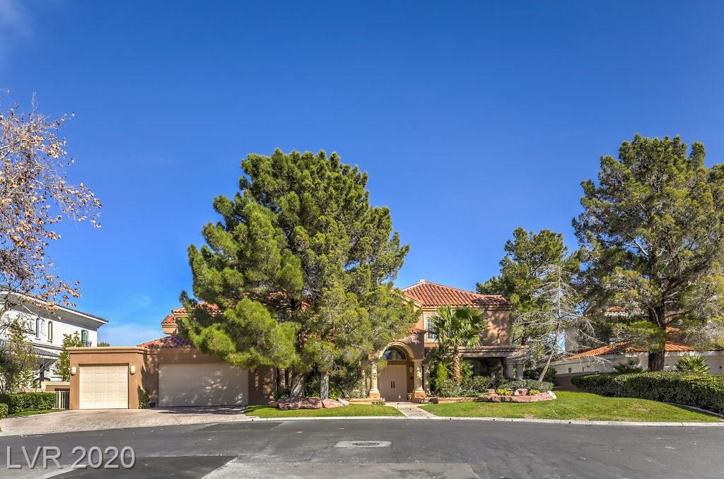 2936 COAST LINE Court, Las Vegas, NV 89117
