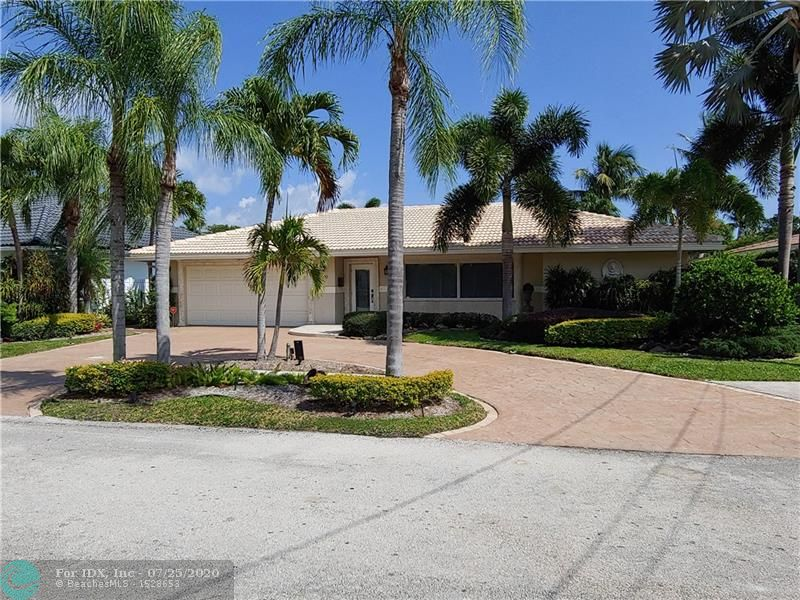 Immaculate Rarely available 4bed 2bath waterfront home on big 11473 sq' lot in twin oaks with 72'of East facing water on wide private canal w/ boat lift and Composite dock, Minutes to Ocean. Property is being offered fully furnished! Property boasts of open concept, Kitchen has Granite with stainless appliances, Marble flooring thru out, Crown molding, Split floor plan w/ensuite with jetted tub separate shower and double sinks, His and her closets. Bar w/fridge, Dining room, Separate laundry/utility room,Tankless hot water heater, Impact windows and doors, Stamped concrete circular drive with two car Garage. Large fence in yard, Resort style backyard w/Screened in pool patio w/marble deck, Patio furniture included. This is a (Certified Pre-owned Home) ask your broker for details