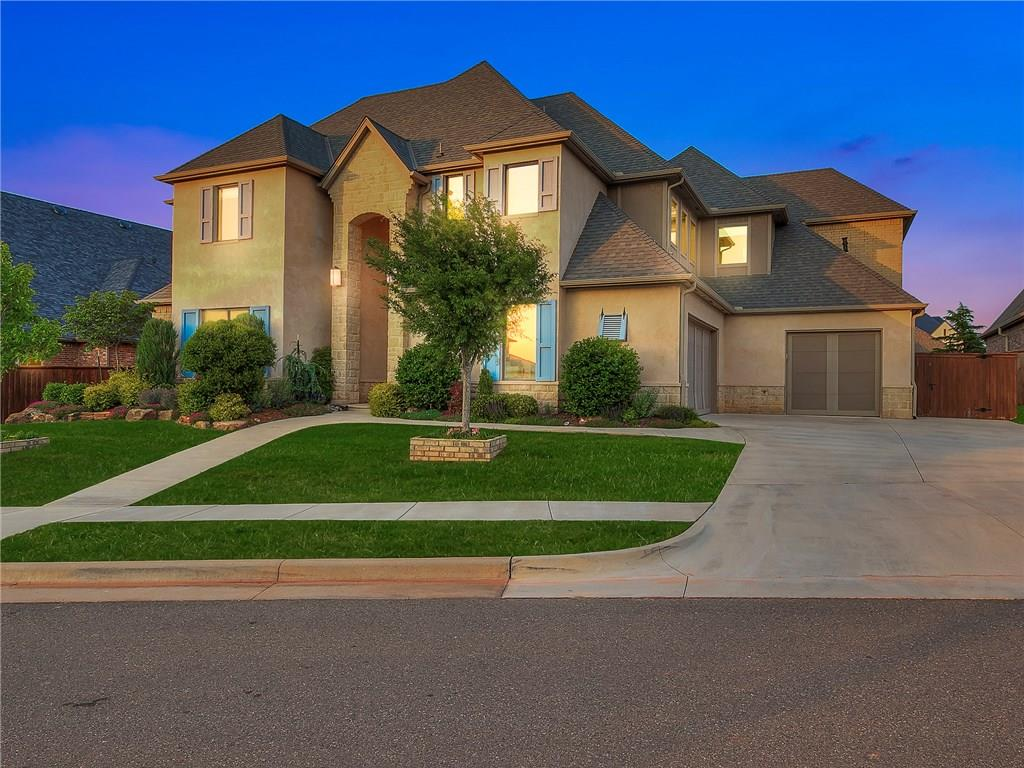 This contemporary Rose Creek luxury home was created for today's modern lifestyle with simplicity, functionality and casual elegance. Cutting edge finishes and stainless appliances are seen throughout. Chef's kitchen with large island, breakfast area, and dining spaces meld together for today's entertaining needs. The blending of indoor and outdoor spaces allow for everyday casual living as well as larger group entertainment throughout the year. Amenities include: modern finishes & designs, large open living/kitchen areas, soaring ceilings, stainless appliances, subway tile, granite counters, industrial lighting, breakfast bar, dining room, floor to ceiling windows, modern linear fireplace (floor to ceiling), wine fridge, industrial metal cable stair railings, large bonus/game room with kitchenette, new built-ins in bonus room, large master suite, nice covered and open outdoor living space with grill, huge backyard, etc. Come see this modern masterpiece in person.