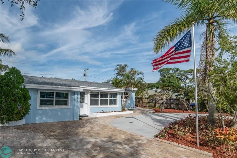 Reduced to Sell! Motivated Seller!!! Come see this Beautifully Remodeled Home in the Heart of Riverland. This neighborhood is very unique for anyone who loves to Dock your Boat and take a short trip to the Ocean. No fixed bridges. So boaters and beach Goers are welcome! 5 minute trip to both I95 & Turnpike, this area is centrally located to make driving to Miami, Palm Beach or West so convenient. The Home is Fully Remodeled with 4 Bedrooms, 2 Bathrooms, New Roof, Hurricane Impact Windows, a Beautiful Pool for entertaining guests, a new deck for BBQing. Two fully remodeled baths and a wonderful Kitchen with an Open Floor plan. A center island Bar with Cooktop! Freshly painted inside and out, everything is New! Don't Miss out on this Gem of a Home, it will not Last in this Market!