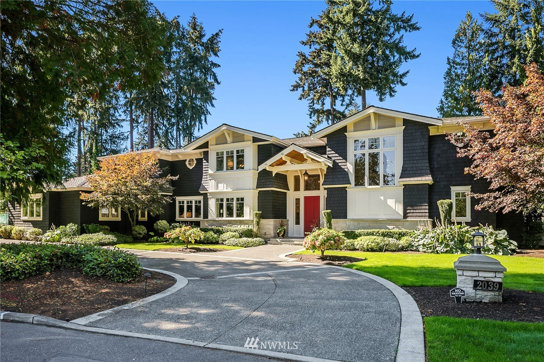 A refreshed price on this storybook Medina luxury home with idyllic street appeal and iconic quality offers fabulous opportunity.  This beautiful estate enjoys East Coast glamour and West Coast resort style on one of Medina's most beloved streets. Timeless traditional architecture that is always in style. Located on a half acre premier property, step inside and enjoy a symphony of exquisite details designed to delight, pamper and inspire. Beautiful  satin mill work through out. You'll love the open floor plan and fabulous indoor outdoor entertaining spaces.  Amazing connection between the indoor & outdoor spaces creates year round fun for friends. Rare 4th car garage/pool cabana with  spacious guest quarters is a dream.