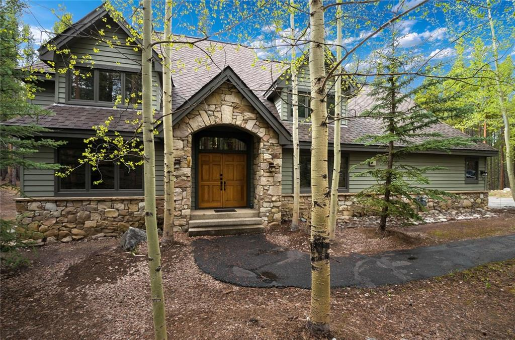 """Home in Spruce Valley Ranch for 1,599,000??!! Wow! Great home with 2.23 private secluded acres! Home offers a true """"dining room"""", living room, gourmet kitchen and media room. This home is move in ready! Enjoy all of Spruce Valley Ranch's private amenities which include trap and skeet range, private lake, river for fishing and boating, boat house, horse stables, tennis courts and excellent hiking and Nordic skiing trails out your back door! Only 3 miles from Downtown Breckenridge. Ideal location!"""