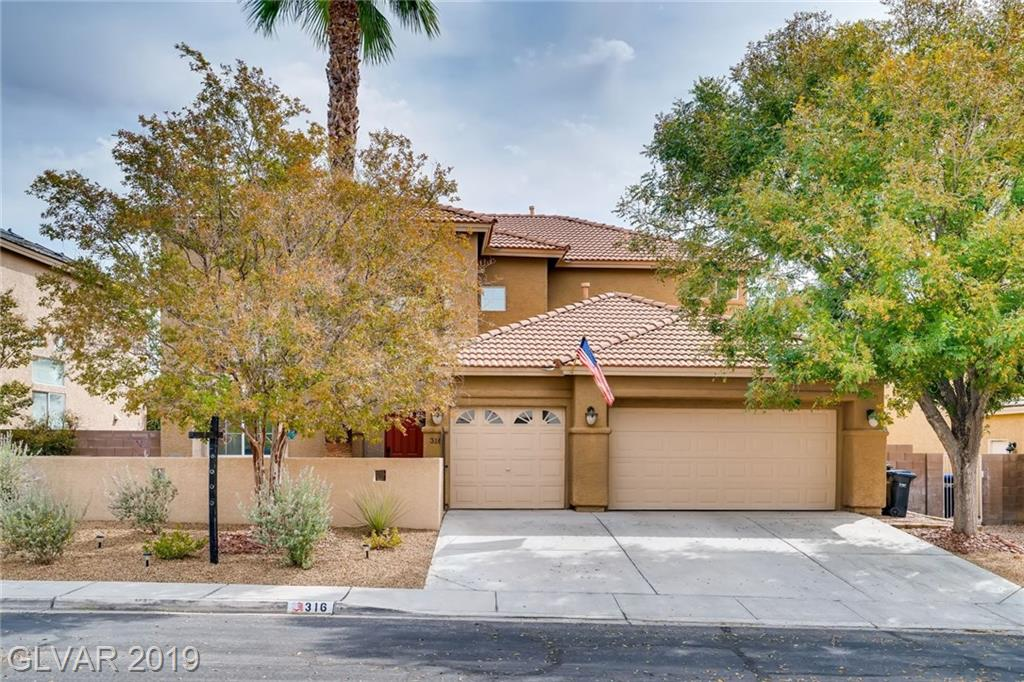 316 WIND RIVER Drive, Henderson, NV 89014