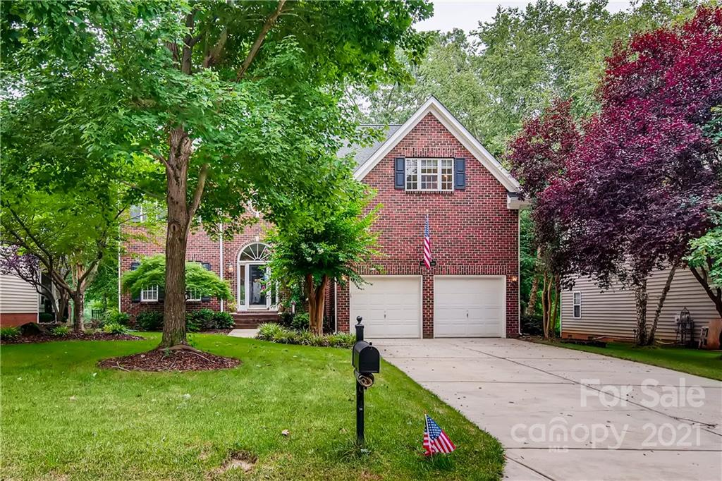 Don't miss this sought-after 2 story home sprawled in a 0.27-acre land in the Northstone subdivision located less than 10 minutes away from I-77! The open floorplan features excellent flooring and elegant walls covering the cozy living area that greets you upon entry. It then opens up to a beautiful gourmet kitchen accentuated with adequate space perfect for crafting your favorite meals, modern appliances, and excellent cabinetry for storage. This home offers a vast family area with access to the lovely wooden deck perfect for catering guests. Find the lavish primary suite upstairs that includes an elite bath and two separate closets. Also, 3 bedrooms with a shared bath are available nearby for your convenience! Hosting an event or outdoor gatherings in this home's vast backyard is purely fun for sure. See for yourself! Schedule your private tour now.