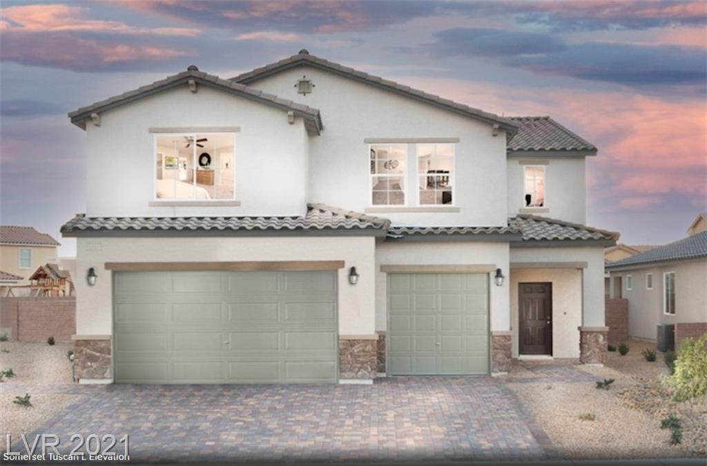"""MODEL HOME is now available!! This incredible Somerset Model is 3,182 sf with 5 bedrooms, 3 1/2 baths, 3 car garage and located in Beazer Homes """"Acacia Ranch Community"""".  Stunning upgrades throughout.  One of the beautiful features is the spacious 5th bedroom as a secondary suite, located on the first floor.  The suite includes an under-counter refrigerator, sink, upgraded cabinets and quartz countertops.  This model home also sits on an over-size homesite perfect for a pool plus has a 24' side yard. No HOA!  A home thoughtfully designed for years of enjoyment and creating lasting memories."""