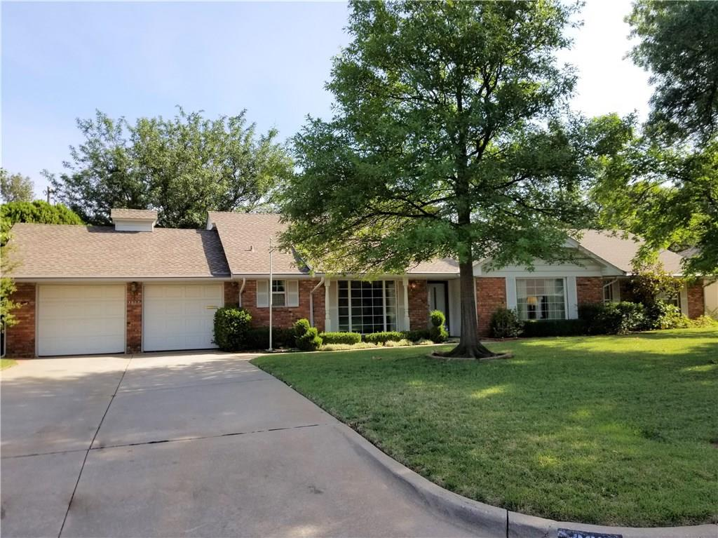 Lovely Lakehurst home in one of OKC's best Locations. Spacious home has 4 Beds, 2.5 Baths, 2 Living, 2 Dining areas PLUS a 455 sq ft Garden/Artist/Play/Entertaining Area. The Garden room is Light-filled w/Casement Windows, Sky Lights, Ceiling Fans, Wet Bar & multiple Built-ins. Create a Garden inside or enjoy one outside. Landscaped beautifully, the backyard is peaceful & filled w/delightful nooks to touch your soul. Kitchen was upgraded several years ago with granite, appliances including a SubZero Refrigerator, & tons of storage! Master Bedroom is spacious & includes 2 Walk-in Closets. You can tell  the sellers enjoyed building the Master Bath Addition. So luxurious & spa-like. Soak for hours in your private oasis! Also totally renovated is the pretty Hall Bath. Extra beds are large w/one personalized as an office & another as a sewing room. When you visit you'll find a wonderful home just waiting for your special touches & decor! (Note* total sq ft= 3,294 per tax records.)