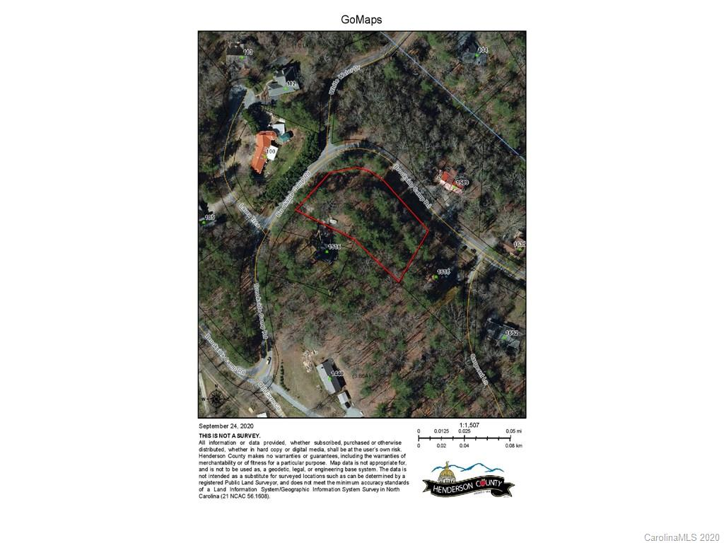 AFFORDABLE BUILDING SITE WITH NO RESTRICTION .  PAVED PUBLIC MAINTAINED ROAD. PERFECT FOR A MODULAR OR SITE BUILT HOME.  CLOSE TO DOWNTOWN HENDERSONVILLE, PARK RIDGE HOSPITAL AND SHOPPING.  EASY BUILDING SITE!