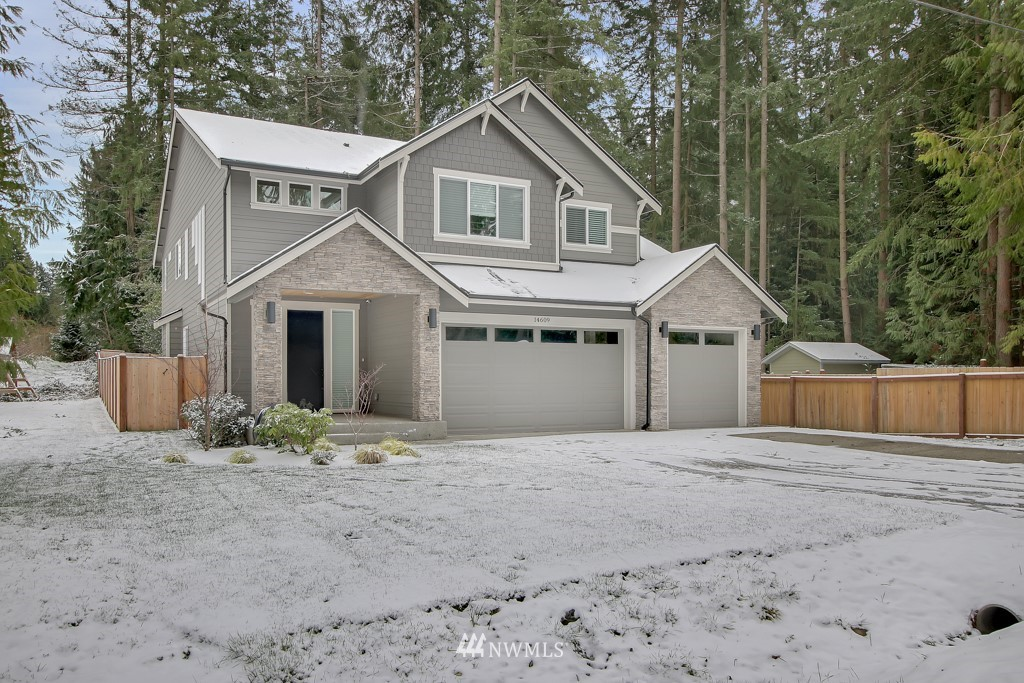 Did someone say they want a nearly BRAND NEW HOME w/touches of elegance throughout? Well, the buck stops here, this 2019 Great Northwest Home in the heart of South Hill has all of your dreams & more. 3071 sq ft, 4 bed w/a BONUS room (w/Alder double barn doors) & a main floor guest suite. The kitchen is a dream, from the butlers walk-in pantry, to 2, coffee/wine/whatever you want them to be bars, (Lutron light switches) a dishwasher that is like where's Waldo, it blends in like the beautiful cabinetry across from the gas range. Nearly floor to ceiling windows, do not forget the stunning windows that lead you to the 2nd floor w/a dreamy master suite, dual vanities, dual walk in closets, relaxing soaking tub. There is just too much to list!