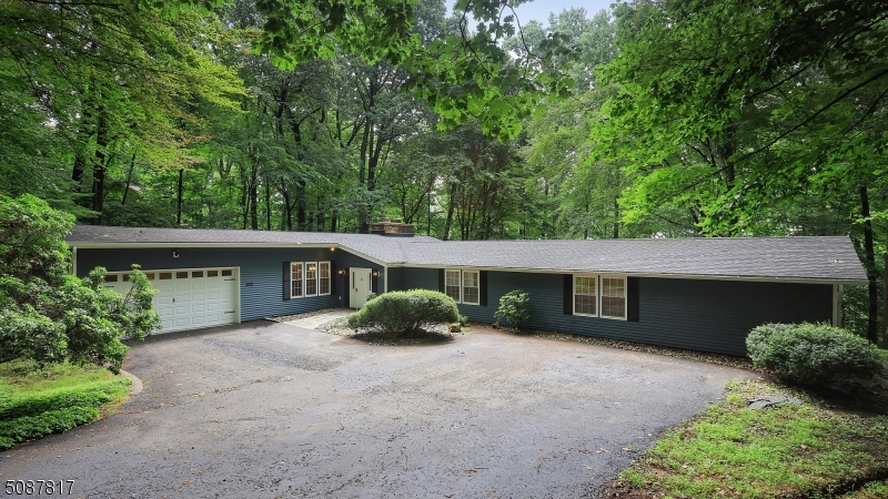 Updated Ranch home on 1.4 acres.