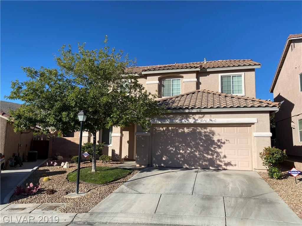 Awesome Pool Home in Lone Mountain West area / Gated neighborhood / Oversize lot with Huge back yard / Covered patio / Deck off the master / 3 Bedrooms plus a loft upstairs / Nicely upgraded /
