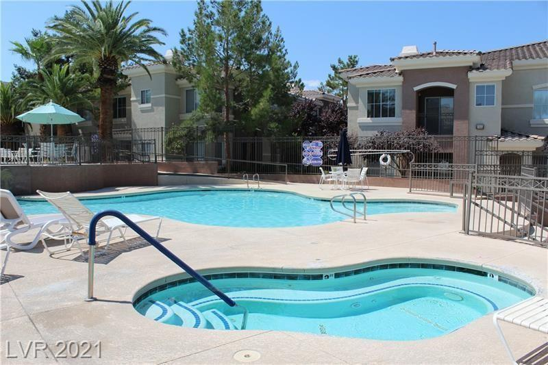 Wonderful condo situated in a gated community featuring sparkling pools, relaxing spa, and fitness center. Desirably located unit has quick and easy access to the pool and club house. The Falls Condominiums offer a resort lifestyle and convenient location near Wet & Wild. Conveniently located near shopping, dining, and the interstate