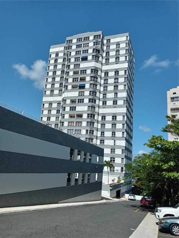"""TORRE SAN MIGUEL APT 1404 AVE LOS FRAILES """"Contractor's Dream"""" Large 2B/2B Apt w/1,320 sq ft of construction + 2 PK - Panoramic  city and mountain views - Modern 21 Story Bldg. with 24/7 Guarded Controlled Access, Pool and nice green landscaped areas - Pet Friendly community.  Built in 1990, four apts per floor - Full Generator condo w/H2O cistern - MONTHLY HOA $316 + ANNUAL TAX $460 + ANNUAL HAZARD INSURANCE $1,042 - CASH PURCHASE ONLY (Required repairs and overall condition) Proof of funds """"POF"""" required confirm showing - GPS: 18.38293 -66.112825"""
