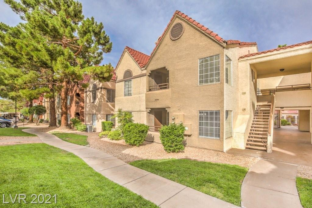 Guard Gated Condo off Sahara and Fort Apache, less than 5 minutes to Downtown Summerlin. Unit is completely upgraded, with new stainless steel appliances. Community has 3 pools, racquetball courts, basketball courts and putting green.