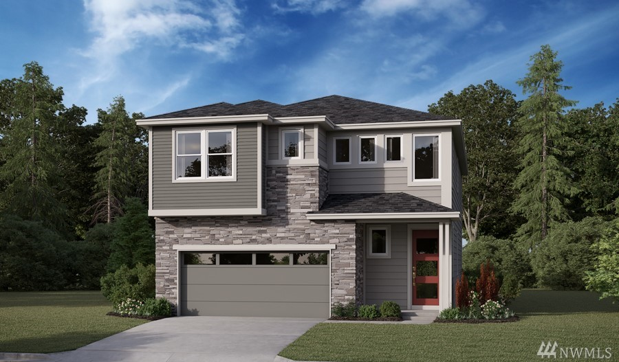 Richmond American presents the Lori with daylight basement! This plan offers a great room w/ cozy fireplace & a kitchen w/ center island & optional gourmet or chef's features. You'll also appreciate a powder room, an open dining room & study, which can be optioned as an extra bed. Upstairs, discover a loft & lavish master suite w/ an attached bath an over sized w/in. An opt. fireplace at cov patio also available. Call for details on energy efficiency & warranty. All pictures are model likeness.